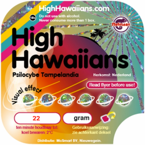 Buy Magic Truffles High Hawaiians Online