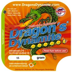 Magic Truffles Dragon's Dynamite